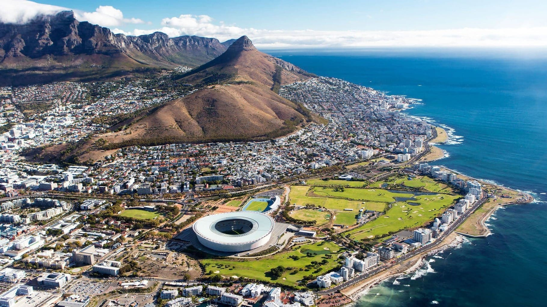 Cape Town – Table Mountain andCapePoint