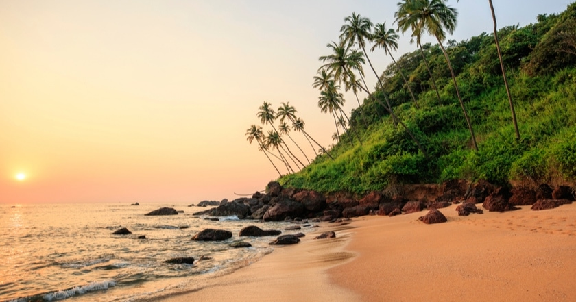 Goa – Goan sausages and seafood