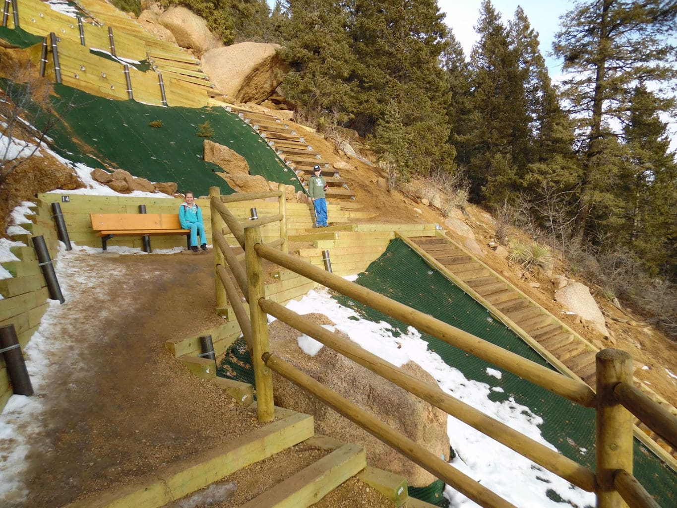 Manitou Spring Incline