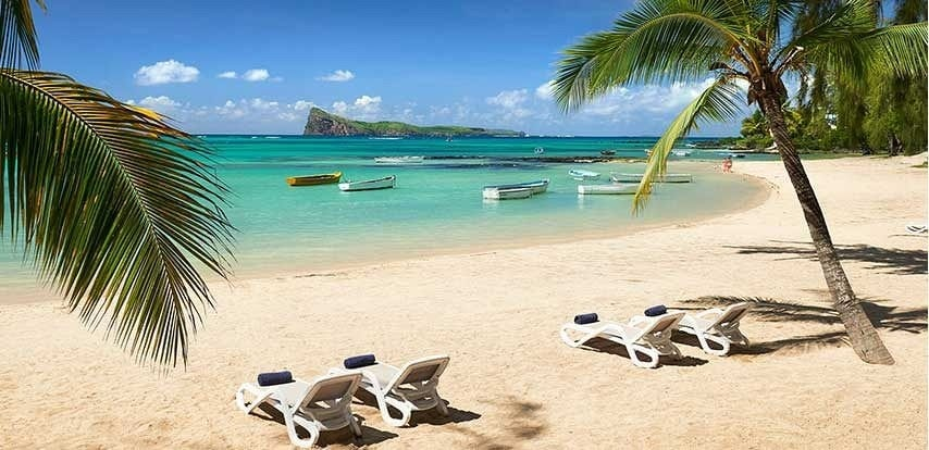 Mauritius – Wonderful white beaches