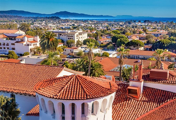Santa Barbara: Sandy Beaches and a Charming Downtown