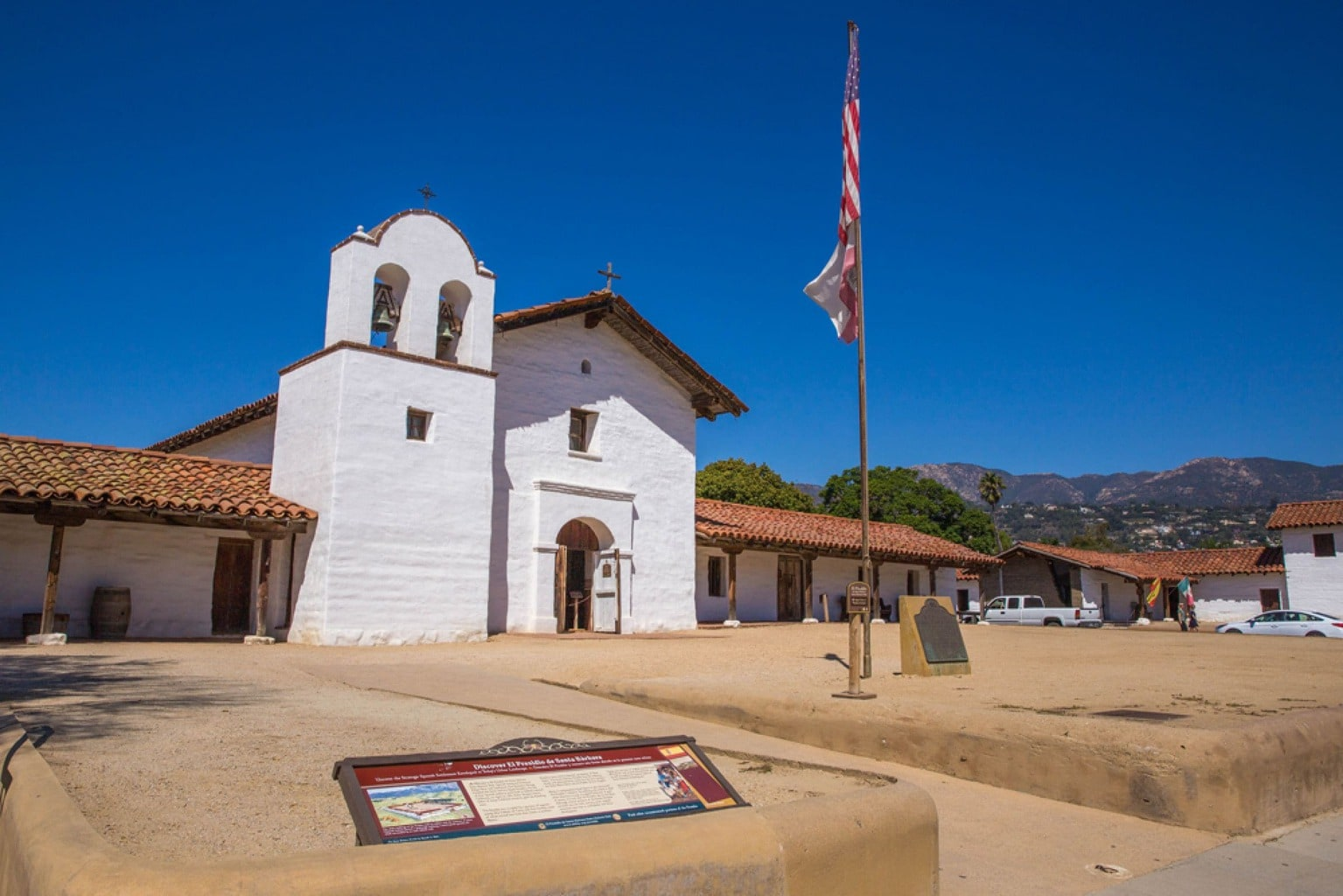 Relish The Beauty Of El Presidio de Santa Barbara